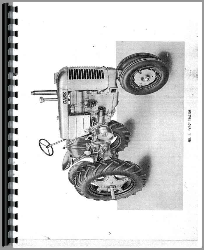Rebuilt Engine Case Tractor 611b : Case vac engine rebuild free image for user