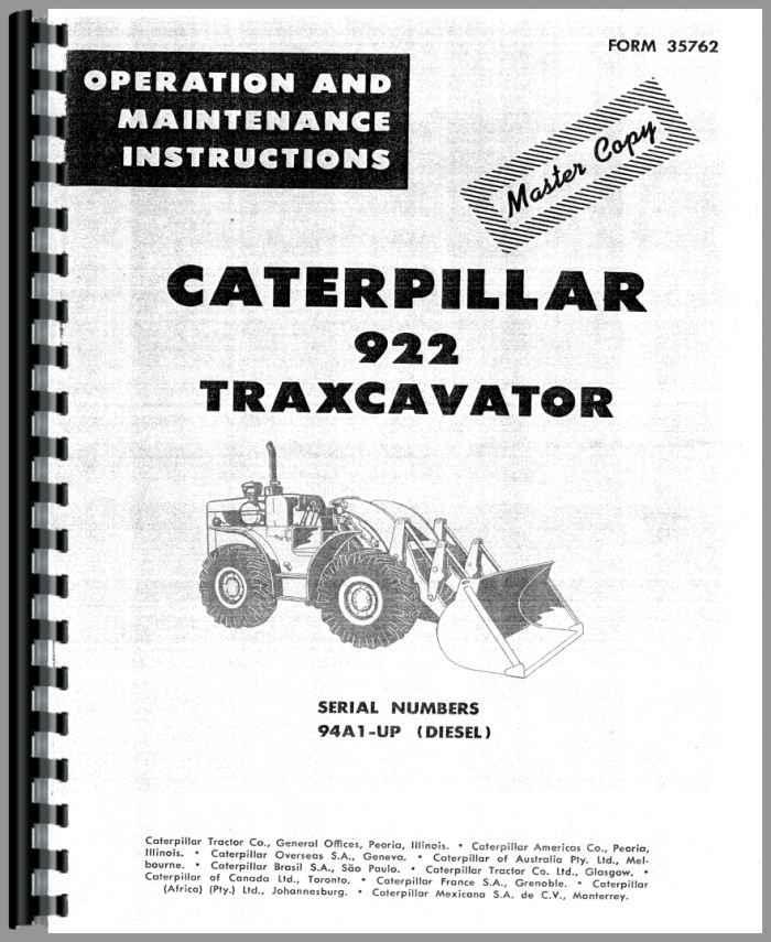 cat wheel loader schematics