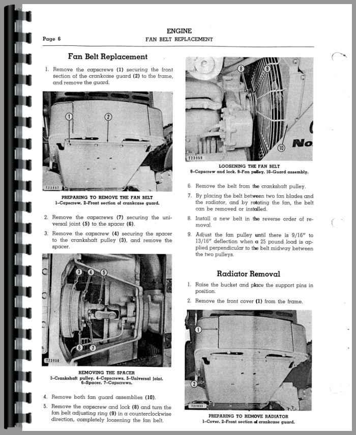 Caterpillar 955 Traxcavator Service Manual