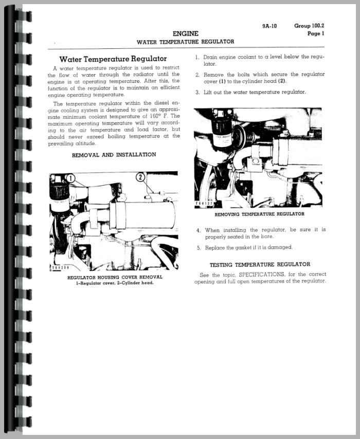 caterpillar d4d crawler service manual rh agkits com Caterpillar D4 Asp Caterpillar