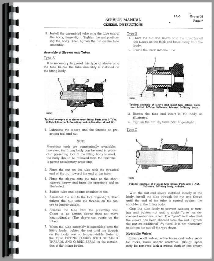 Caterpillar D7E Crawler Service Manual