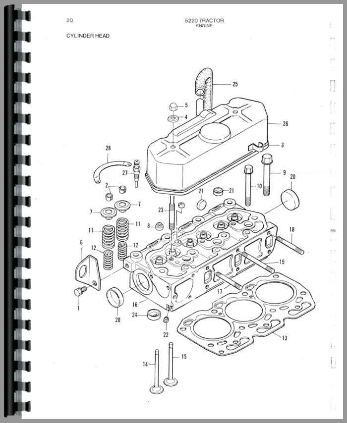 kubota l3130 parts front axle diagram