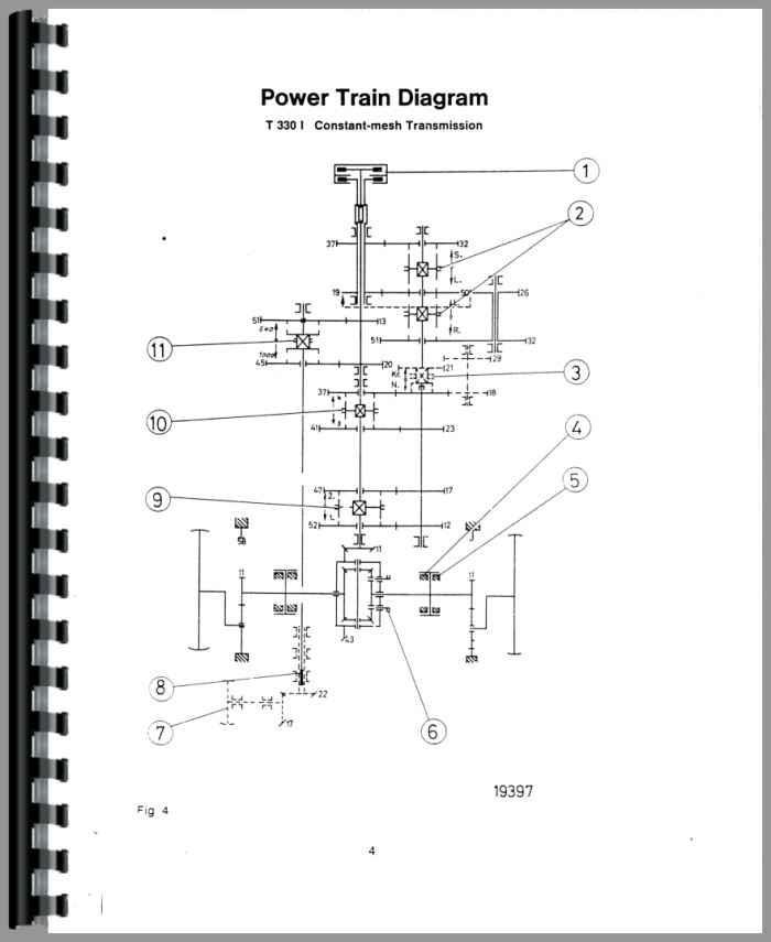 deutz d9006 tractor operators manual