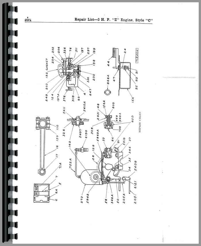 Wisconsin V4 Wiring Diagram • Wiring And Engine Diagram V4 Engine Diagram
