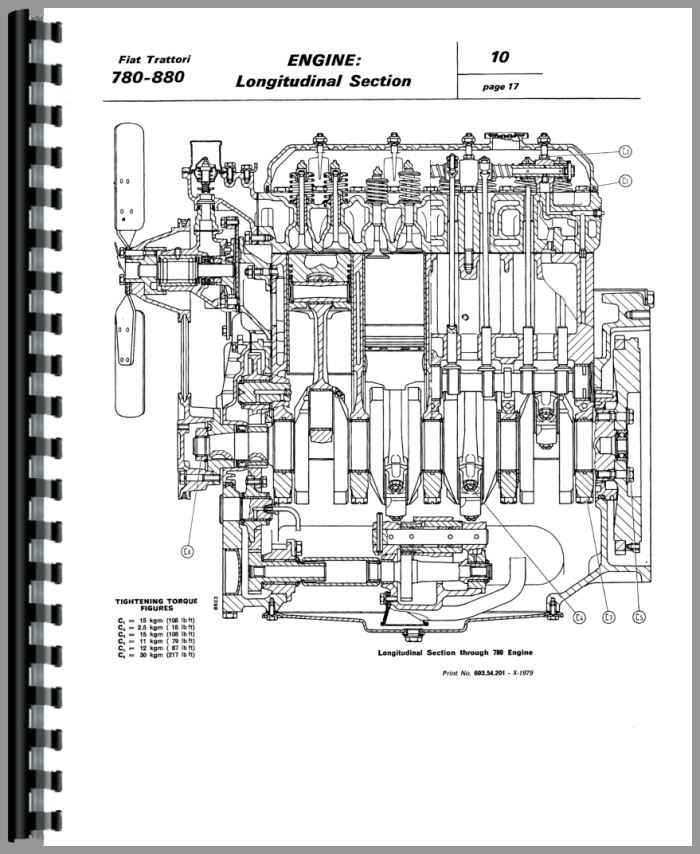 fiat 780dt tractor service manual rh agkits com fiat tractor manuals download fiat 640 tractor manual