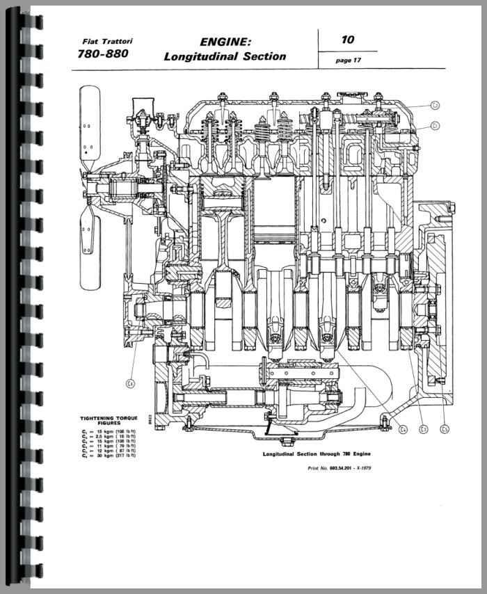 fiat 880 tractor service manual rh agkits com fiat 880 specs fiat 880 workshop manual