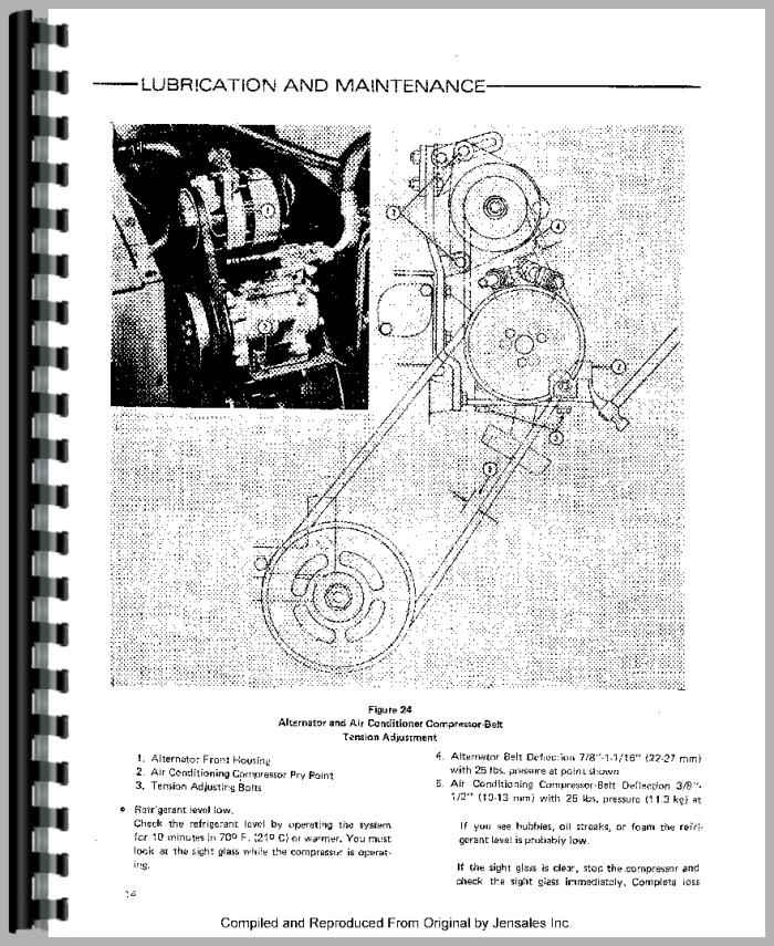 Ford 2600 Tractor Operators Manual. Tractor Manual. Ford. Ford 2600 Steering Parts Diagram At Scoala.co