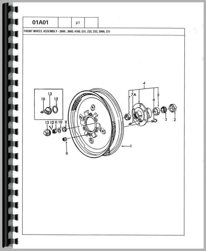 ford 2600 tractor parts diagram - best wiring diagrams van-igno-a -  van-igno-a.ekoegur.es  ekoegur.es