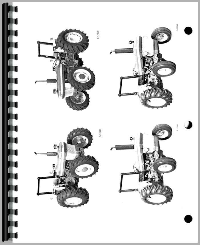 New holland ford 2810 3230 3430 tractor service repair manual.