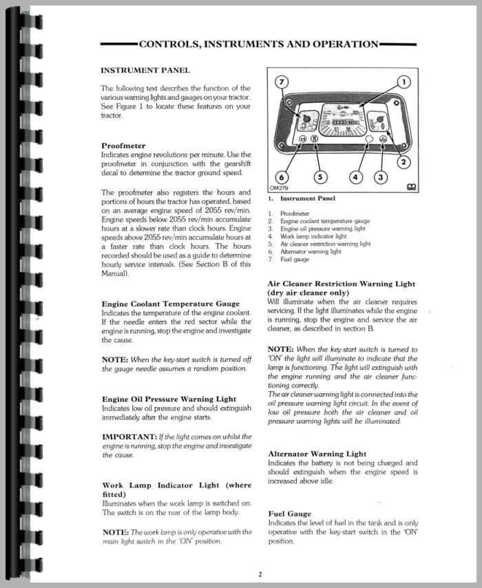 ford 4610 tractor operators manual rh agkits com 4610 Ford Tractor Parts ford 4610 tractor repair manual