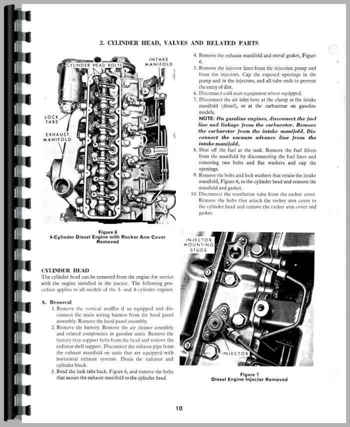 Ford 4000 Select O Matic : Ford gas overhaul