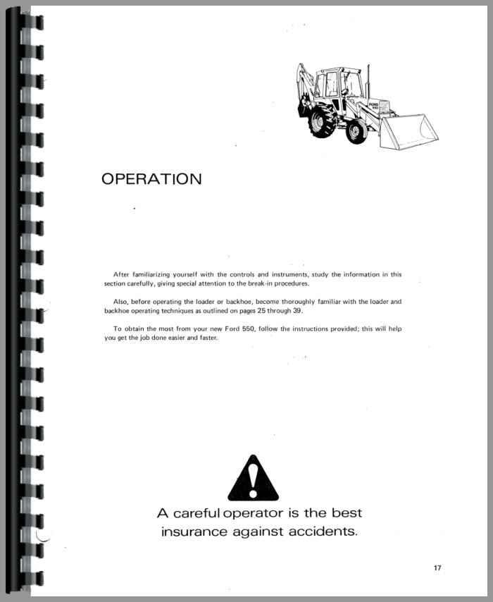 Ford 3000 tractor hydraulic diagram on ford 550 backhoe hydraulic