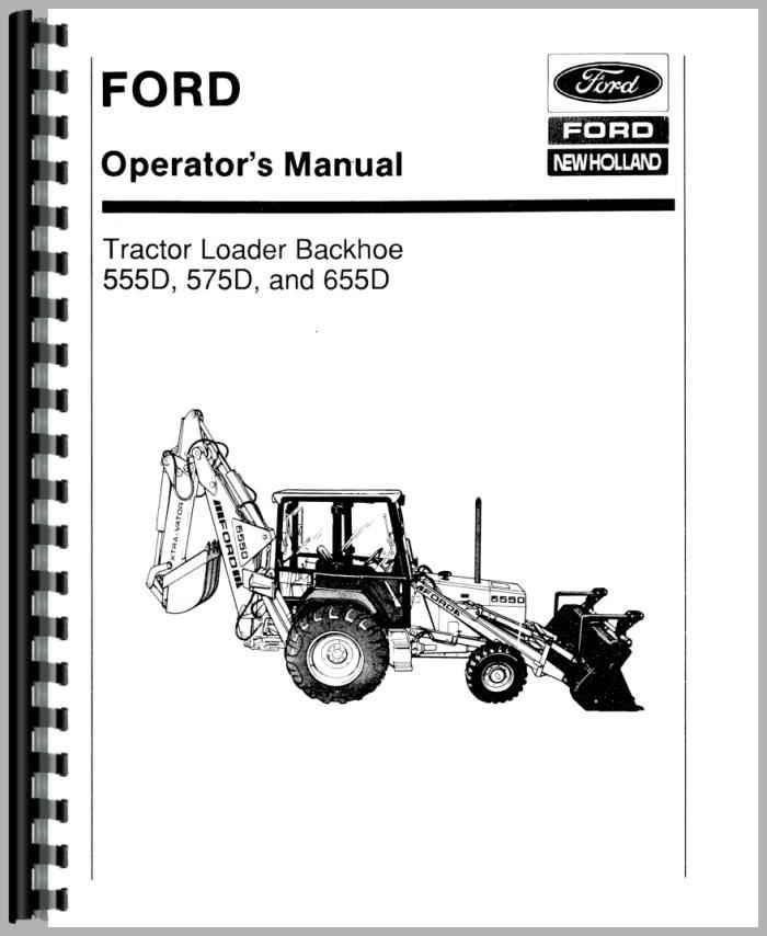ford 555d backhoe parts diagram  ford  get free image