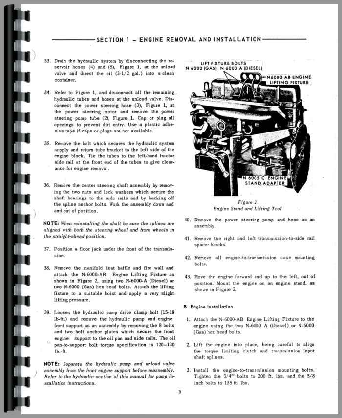 ford 6000 tractor service manual ford tractor 12v wiring diagram tractor manual tractor manual tractor manual