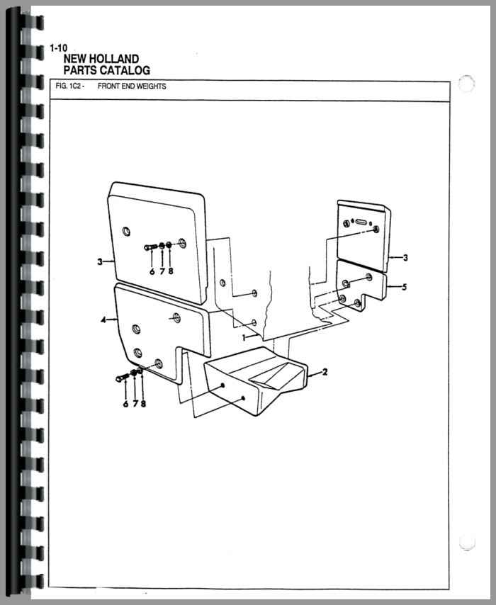 Ford 655A Tractor Manual_87963_3__59964 ford 655a industrial tractor parts manual ford 555d wiring diagram at pacquiaovsvargaslive.co