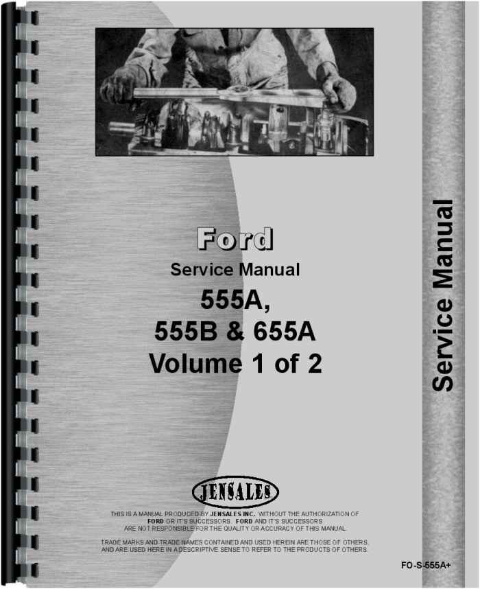 ford 655a industrial tractor service manual rh agkits com ford 655a parts manual 1987 Ford 655A Backhoe 4x4