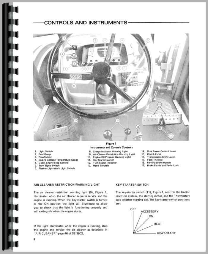 ford 6600 tractor operators manual rh agkits com Ford 6600 Specs ford 6600 repair manual