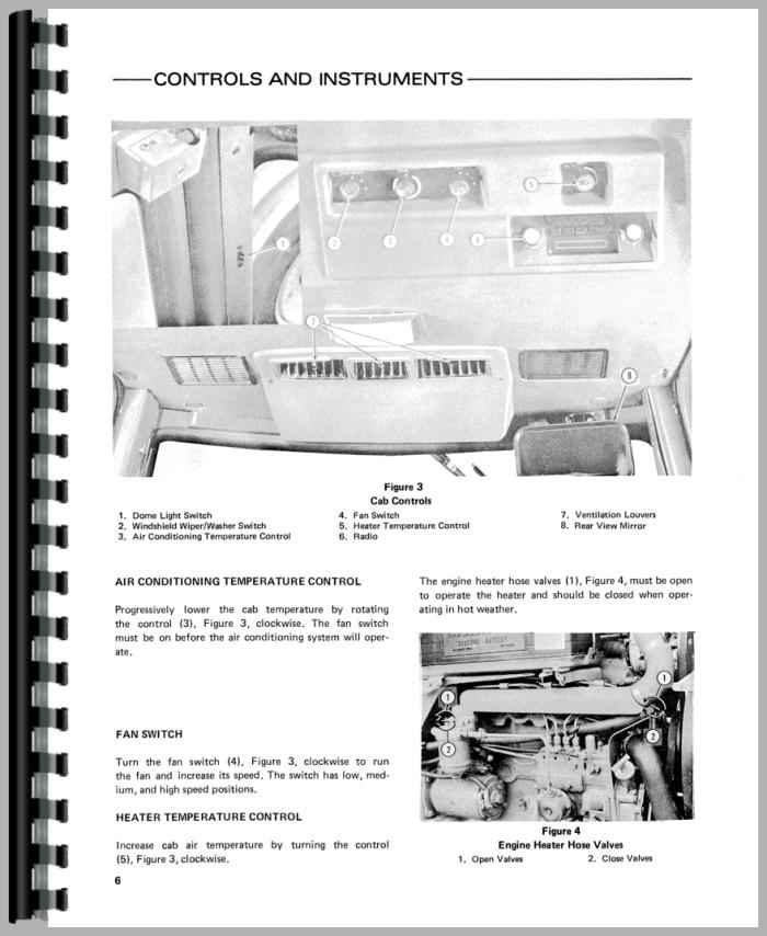ford 6600 tractor operators manual rh agkits com Ford 6600 Specs Ford 6600 in South Africa