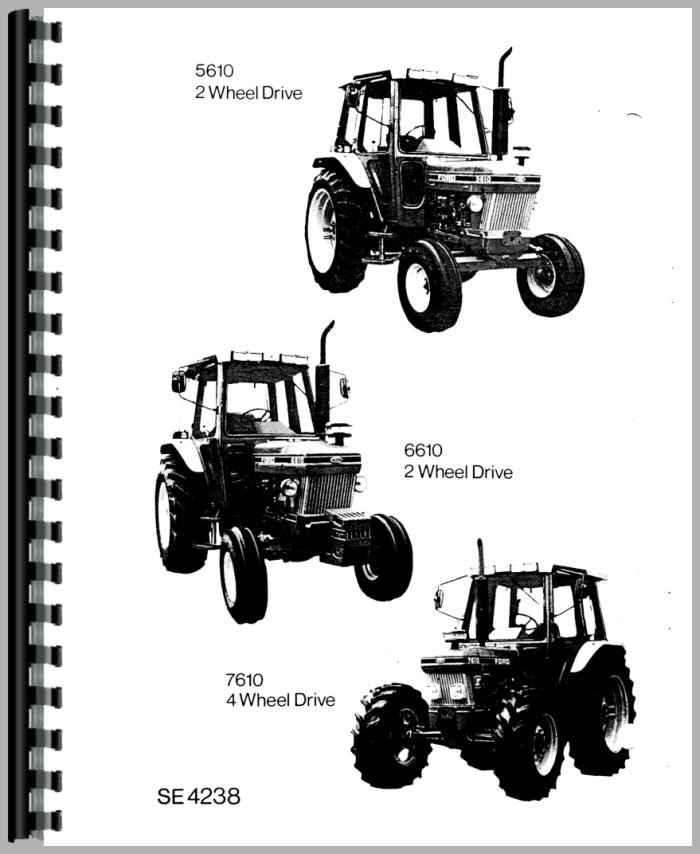 ford 6610 tractor operators manual rh agkits com ford 6610 tractor manual download free ford 6610 tractor parts manual