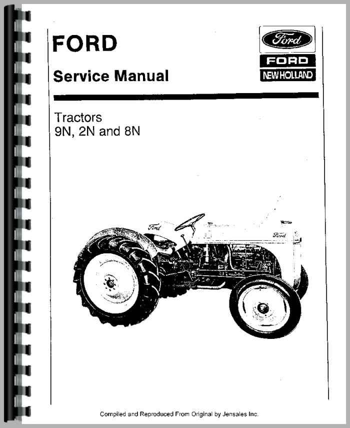 ford jubilee manual various owner manual guide u2022 rh justk co Ford 7N Ford 9N Front End Loader