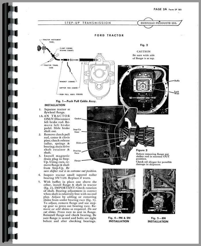 ford 9n service manual user guide manual that easy to read u2022 rh sibere co ford 9n tractor manual free download 9n ford tractor manual