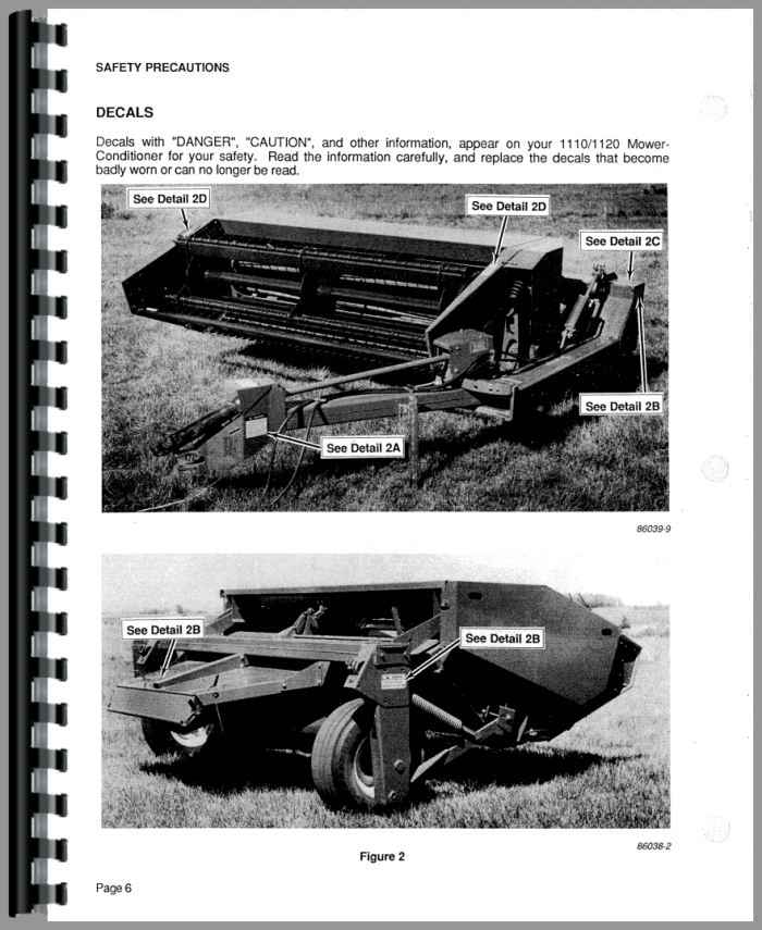 Hesston 1120 mower conditioner operators manual tractor manual tractor manual tractor manual ccuart Choice Image