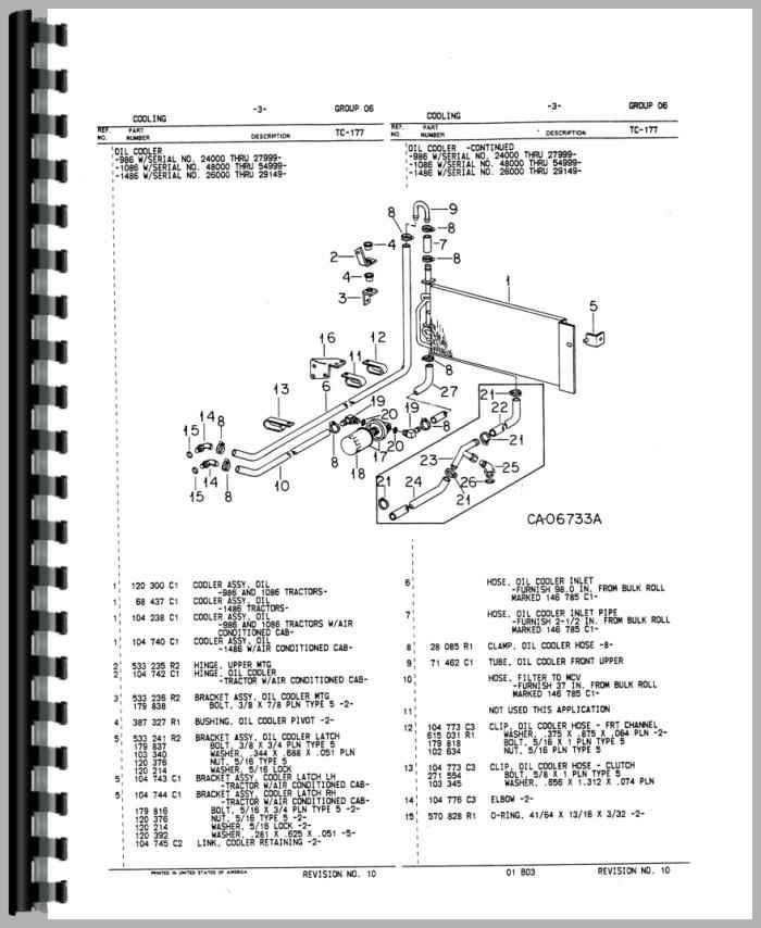 30 1086 International Hydraulic Diagram - Wiring Diagram Ideas