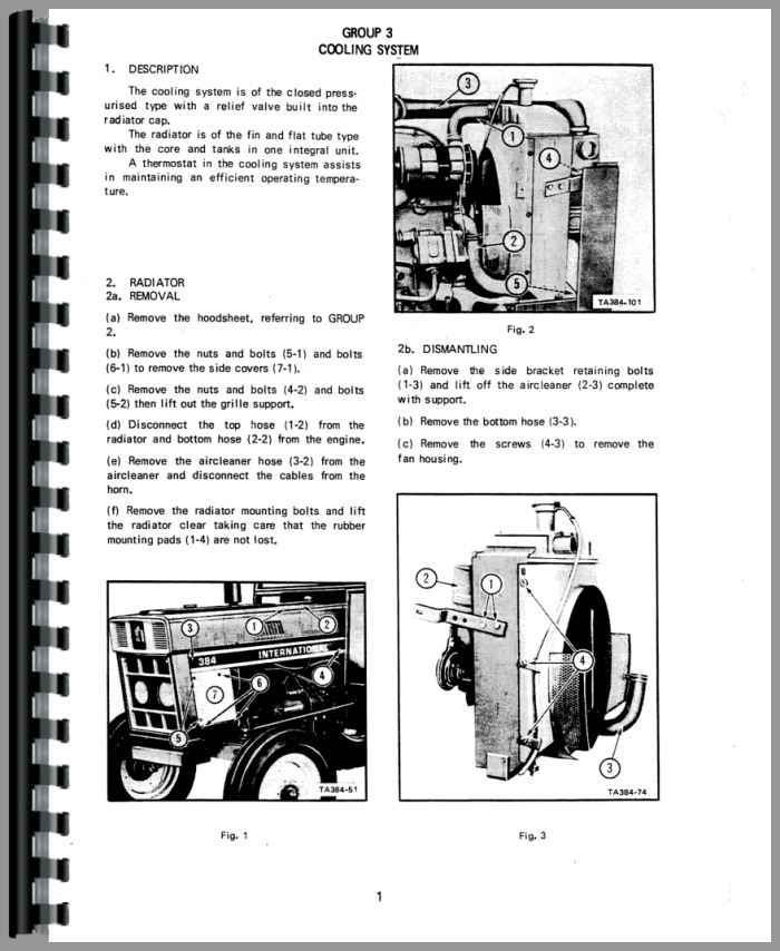 1949 farmall cub engine diagram