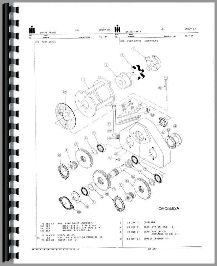 1466 international wiring diagram