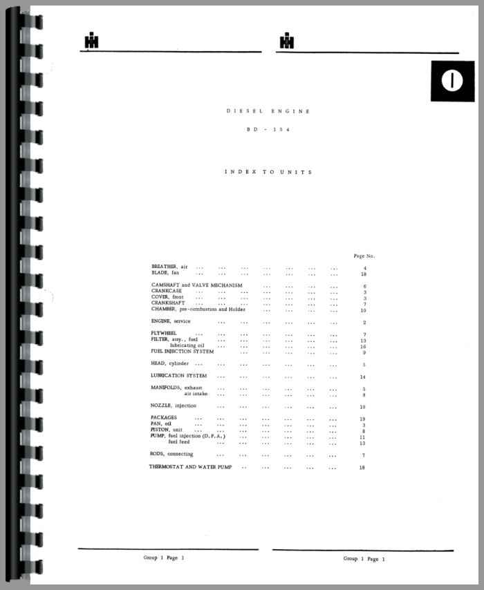 international harvester 434 tractor parts manual rh agkits com ih 434 tractor manual ih 434 manual