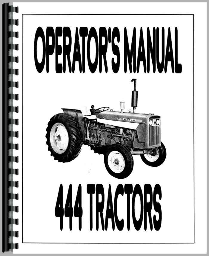 International 444 Wiring Diagram International 444 Exploded View – Ih 444 Tractor Wiring Diagram
