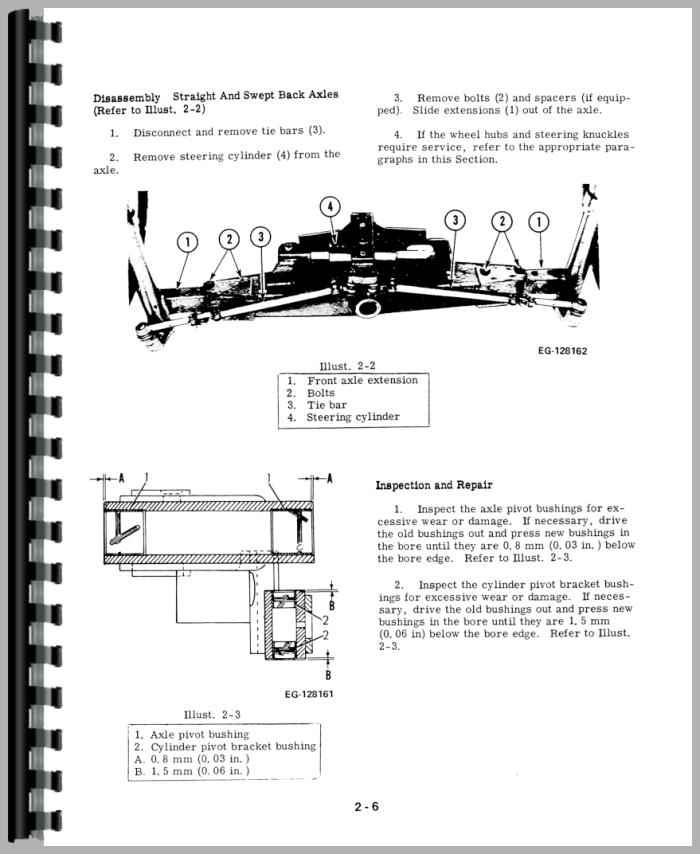 international harvester 464 tractor service manual rh agkits com International 4700 Wiring Diagram PDF International 4700 Wiring Diagram PDF