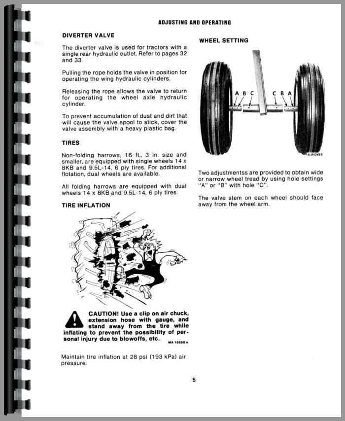 Ih 475 Instruktionsbok  U2013 Elektrische Landbouwvoertuigen