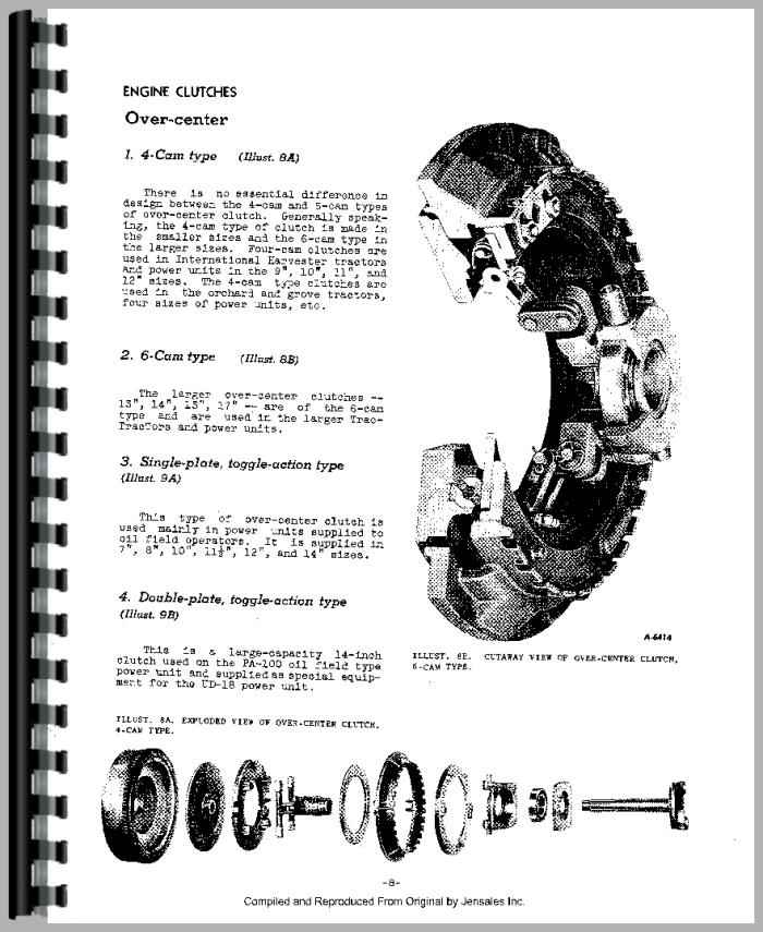 farmall 560 hydraulic valve diagram