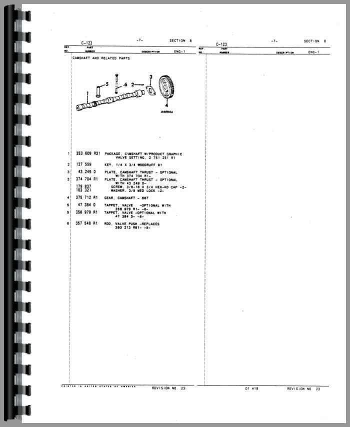 international 454 service manual free