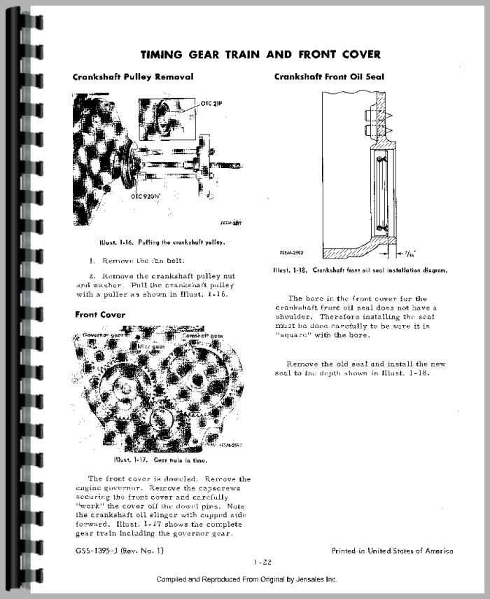 Parts For Ih 574 : International tractor fuel filters get free image