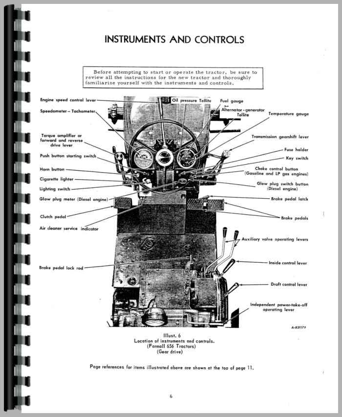 farmall super c parts diagram