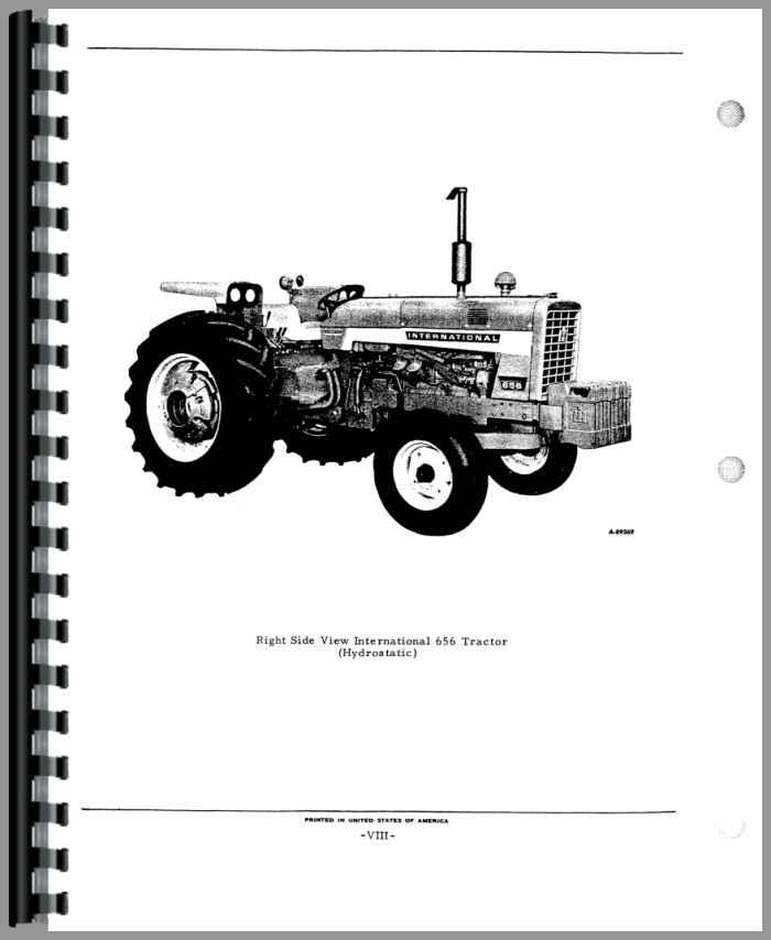 InternationalHarvester 656 Tractor Manual_91197_3__73821 diagrams 25081348 ih 656 tractor wiring harness carter farmall 656 wiring harness at panicattacktreatment.co