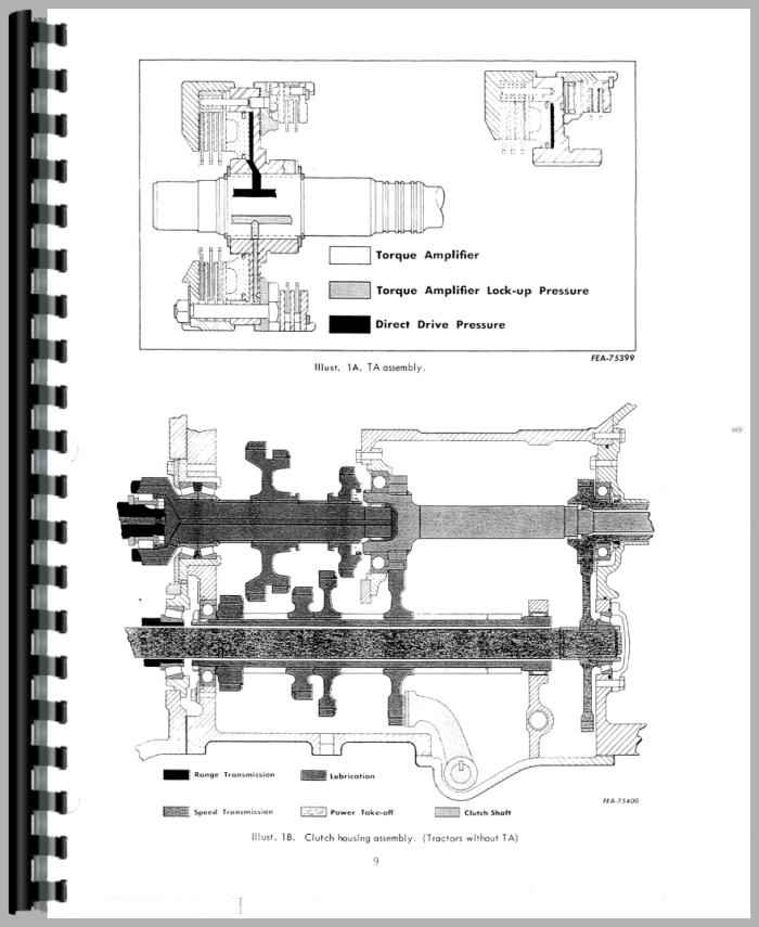 InternationalHarvester 706 Tractor Manual_91314_2__99324 farmall 706 service manual 100 images harvester farmall 806 Chevy Engine Wiring Harness at n-0.co