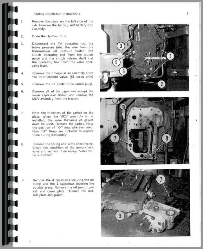 Farmall 806 Parts Diagram | Wiring Diagram on