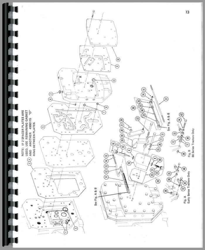 Farmall 806 Tractor Parts Manual – Ih 706 Lights Wiring-diagram