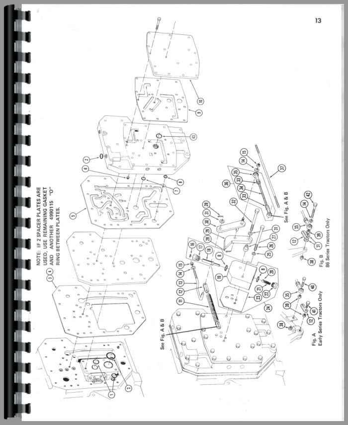 farmall 966 tractor parts manual international 4900 wiring-diagram tractor manual tractor manual tractor manual