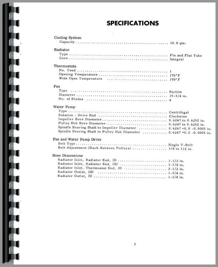 International harvester b 275 tractor service manual htih sb275d