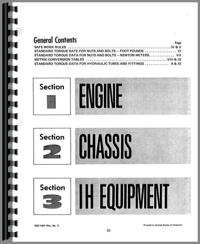international harvester cub cadet 1200 lawn garden tractor service rh agkits com cub cadet shop service manual Cub Cadet Maintenance Manual
