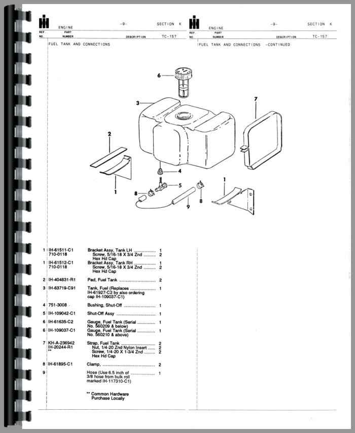 InternationalHarvester CubCadet1250 Tractor Manual_91738_4__65364 international harvester cub cadet 1250 lawn & garden tractor parts cub cadet parts diagrams at soozxer.org