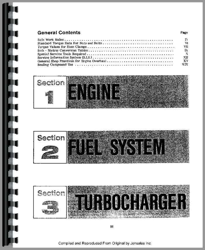 international harvester dt466 engine service manual rh agkits com International DT466E Sensor Location International 4700 DT466