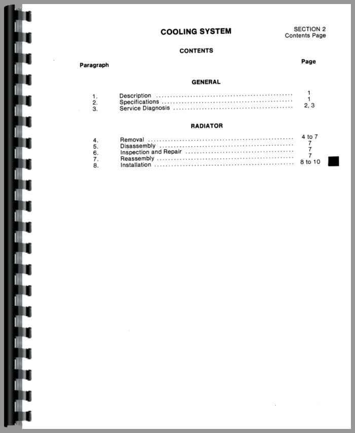 International Harvester TD15C Crawler Service Manual