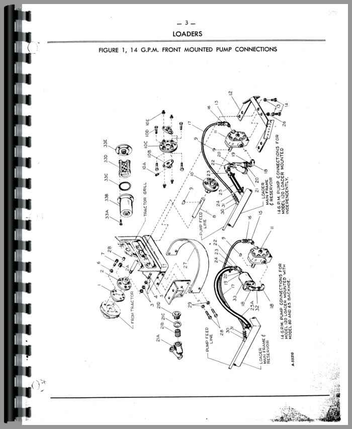 ford 4500 tractor parts diagram  ford  auto wiring diagram