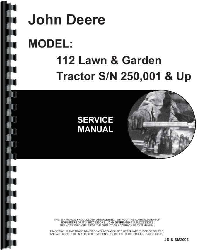 Berühmt John Deere 112 Schaltplan Fotos - Elektrische Schaltplan ...