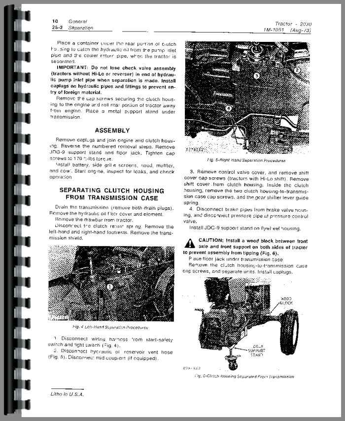 John Deere 1830 Wiring Diagrams - Residential Electrical Symbols •